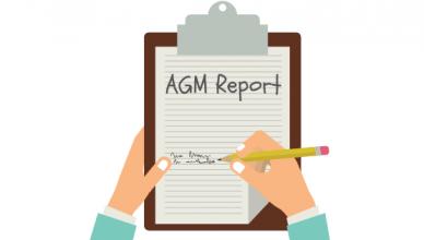 2019-2020 AGM Report